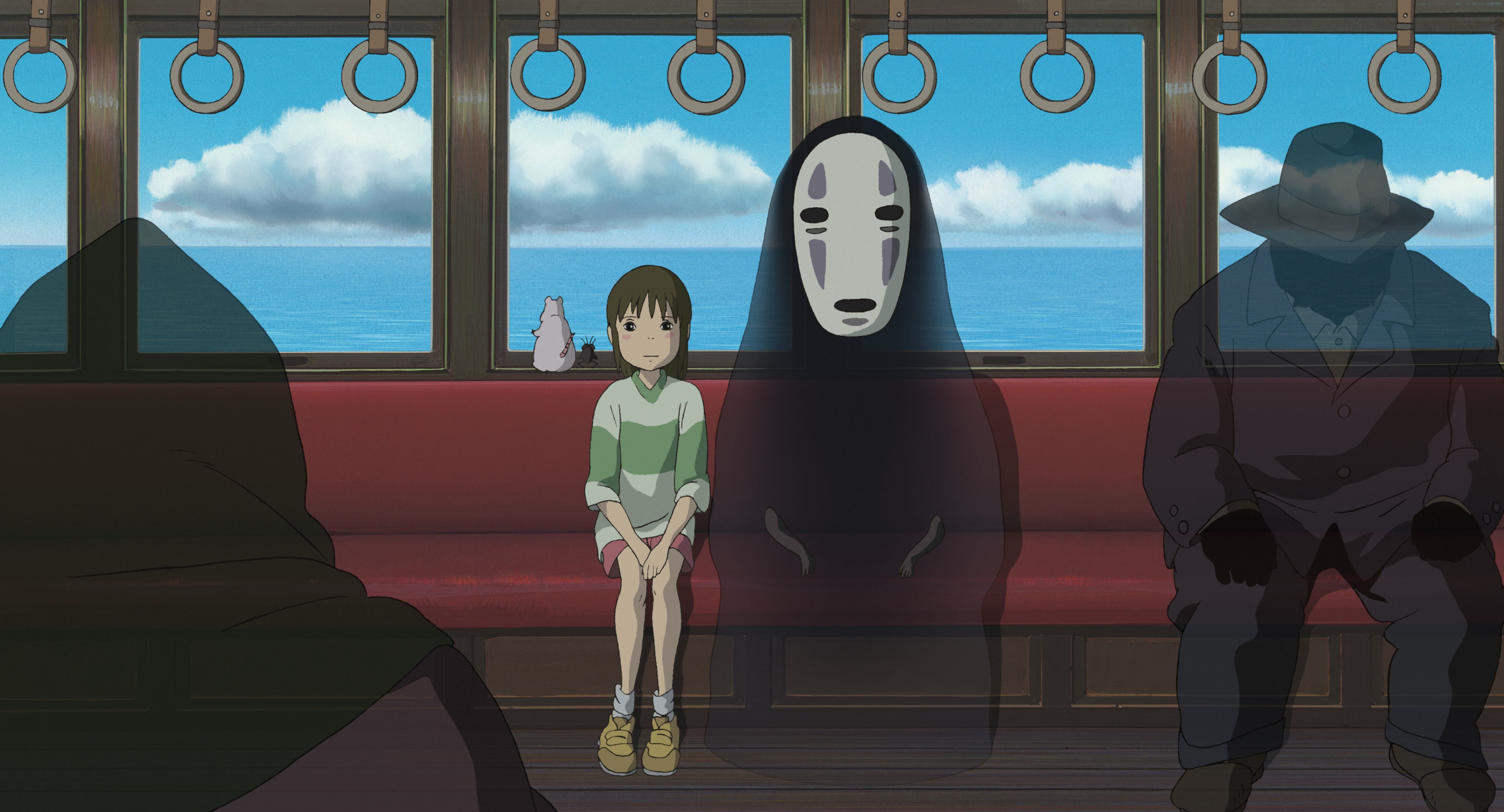 Kết quả hình ảnh cho Sen to Chihiro no Kamikakushi (Spirited Away)