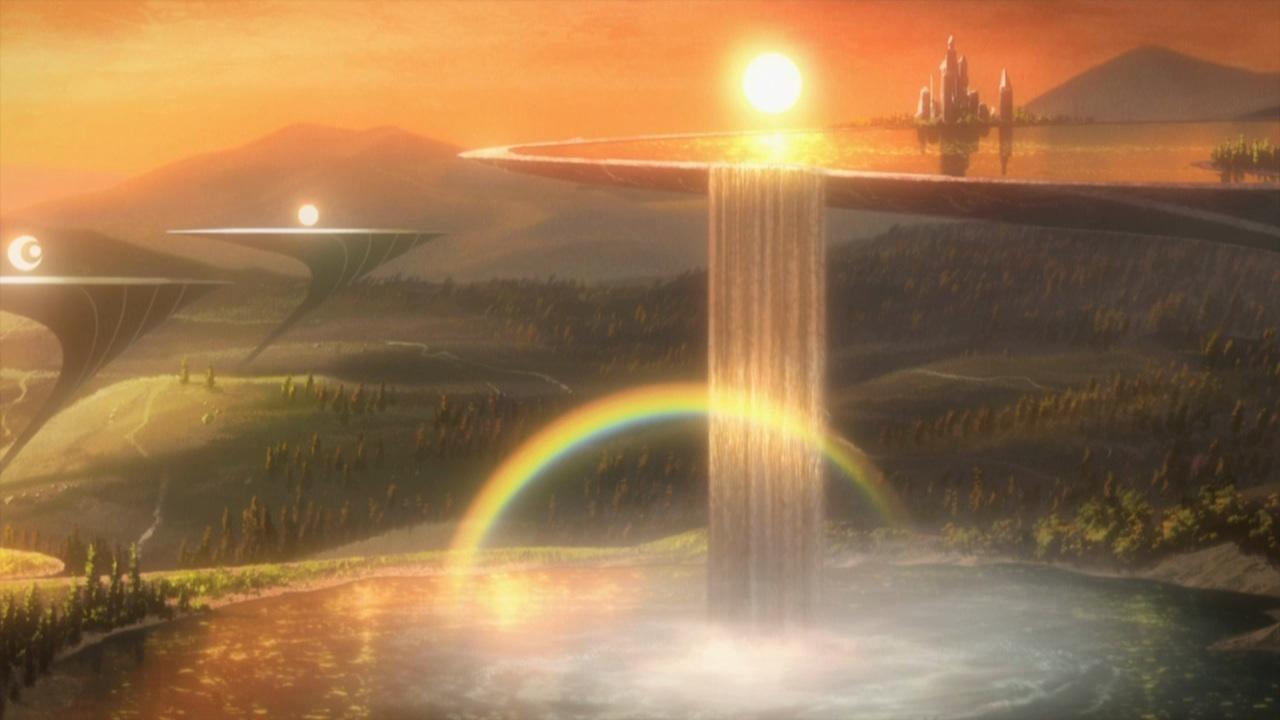Purgatory, self-sacrifice and hatred in Sword ArtOnline