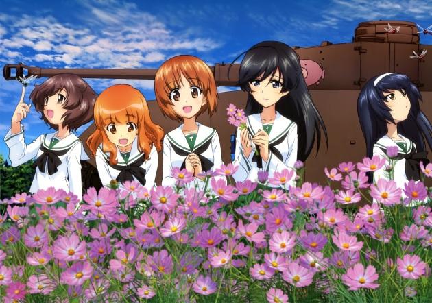 yande.re 275514 akiyama_yukari girls_und_panzer isuzu_hana nishizumi_miho reizei_mako seifuku takebe_saori