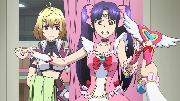 Cross ange 5