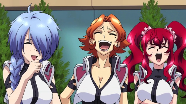 Cross ange 7